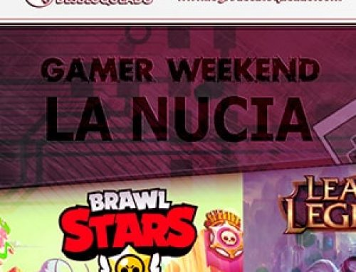 La Nucia Gamer Weekend