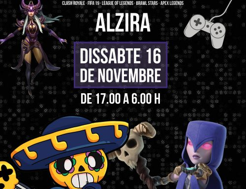 ALZIRA – Gamer Weekend