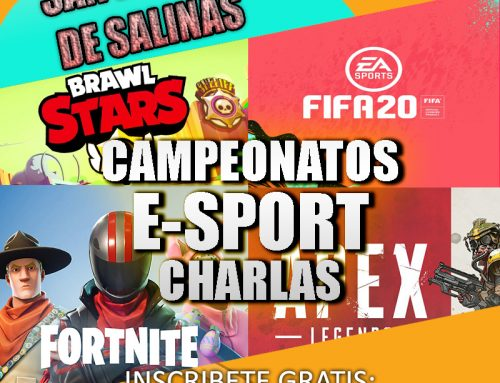 GAMER WEEKEND SAN MIGUEL DE SALINAS